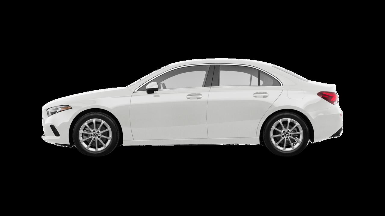 2020 Mercedes-Benz A-Class 4dr Car