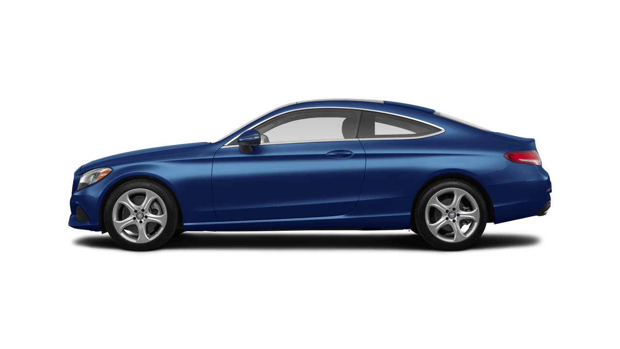 2017 Mercedes-Benz C-Class 2dr Car