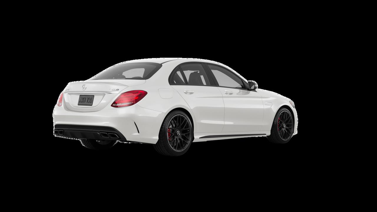 2017 Mercedes-Benz C-Class 4dr Car