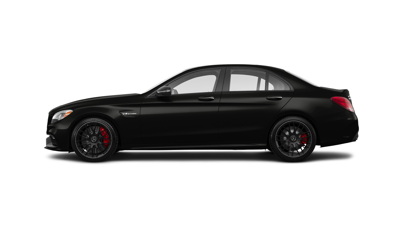 2018 Mercedes-Benz C-Class 4dr Car