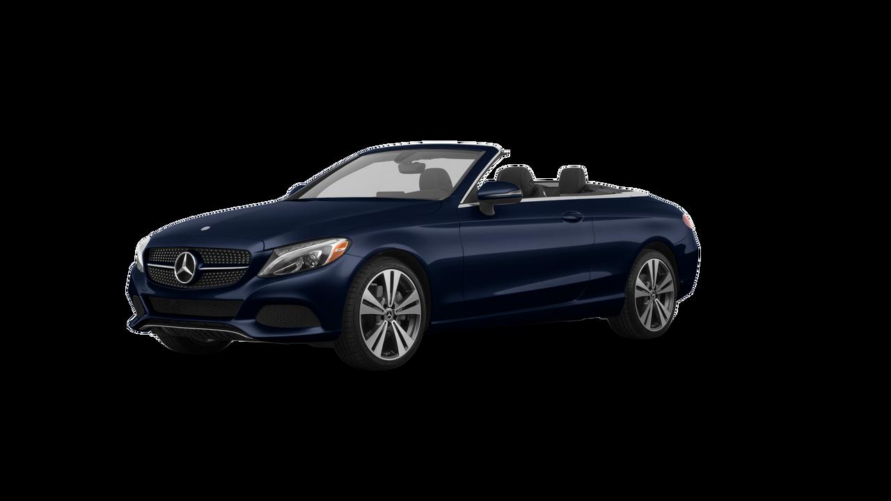 2018 Mercedes-Benz C-Class Convertible