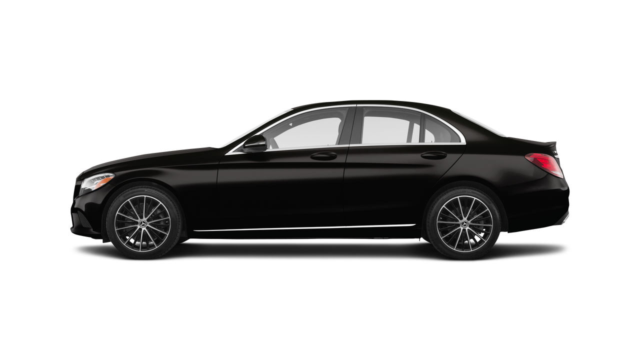 2019 Mercedes-Benz C-Class 4dr Car