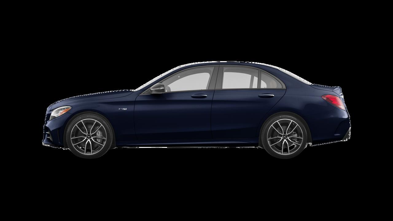 2020 Mercedes-Benz C-Class 4dr Car