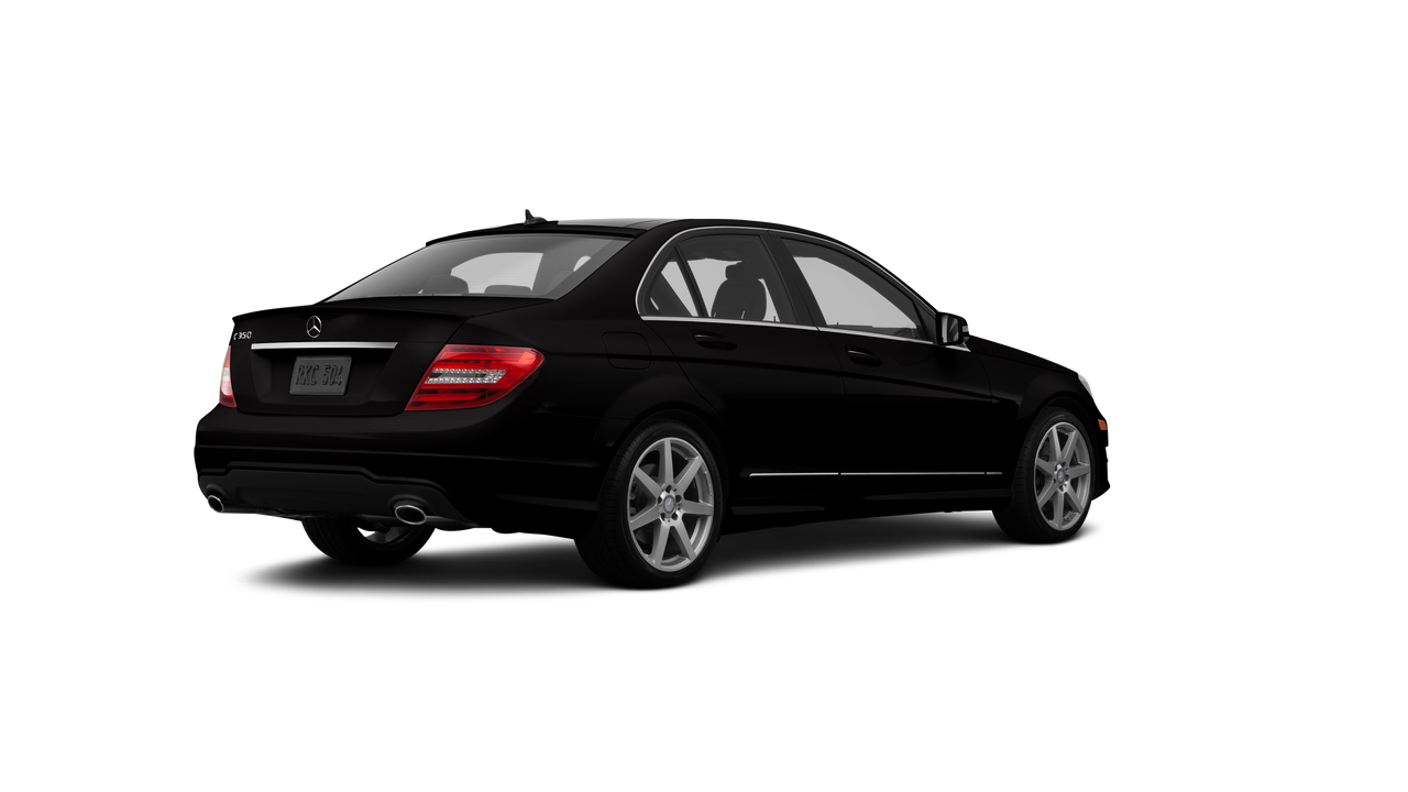 2014 Mercedes-Benz C-Class 4dr Car