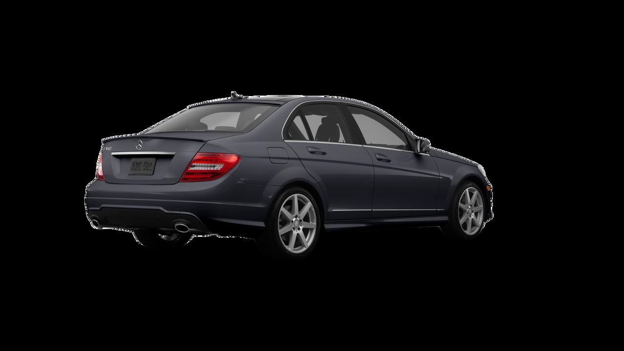 2014 Mercedes-Benz CLA 4dr Car