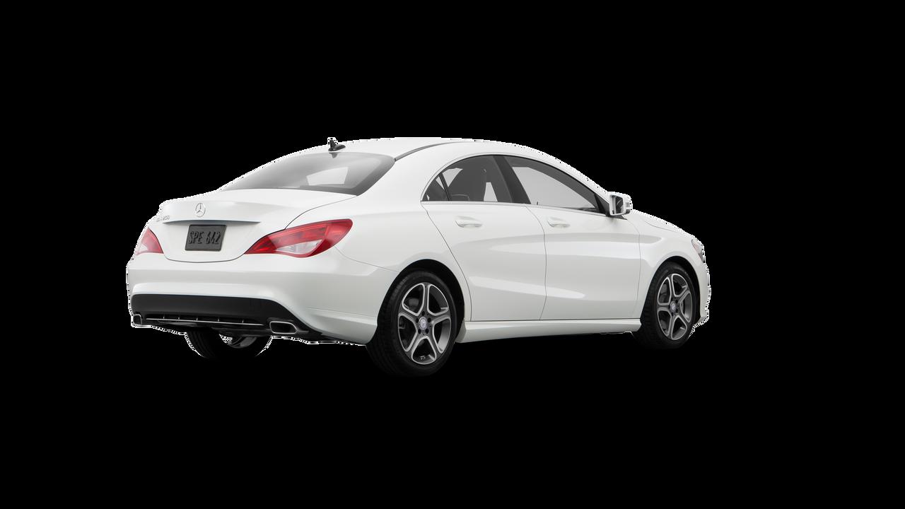 2014 Mercedes-Benz CLA-Class 4dr Car