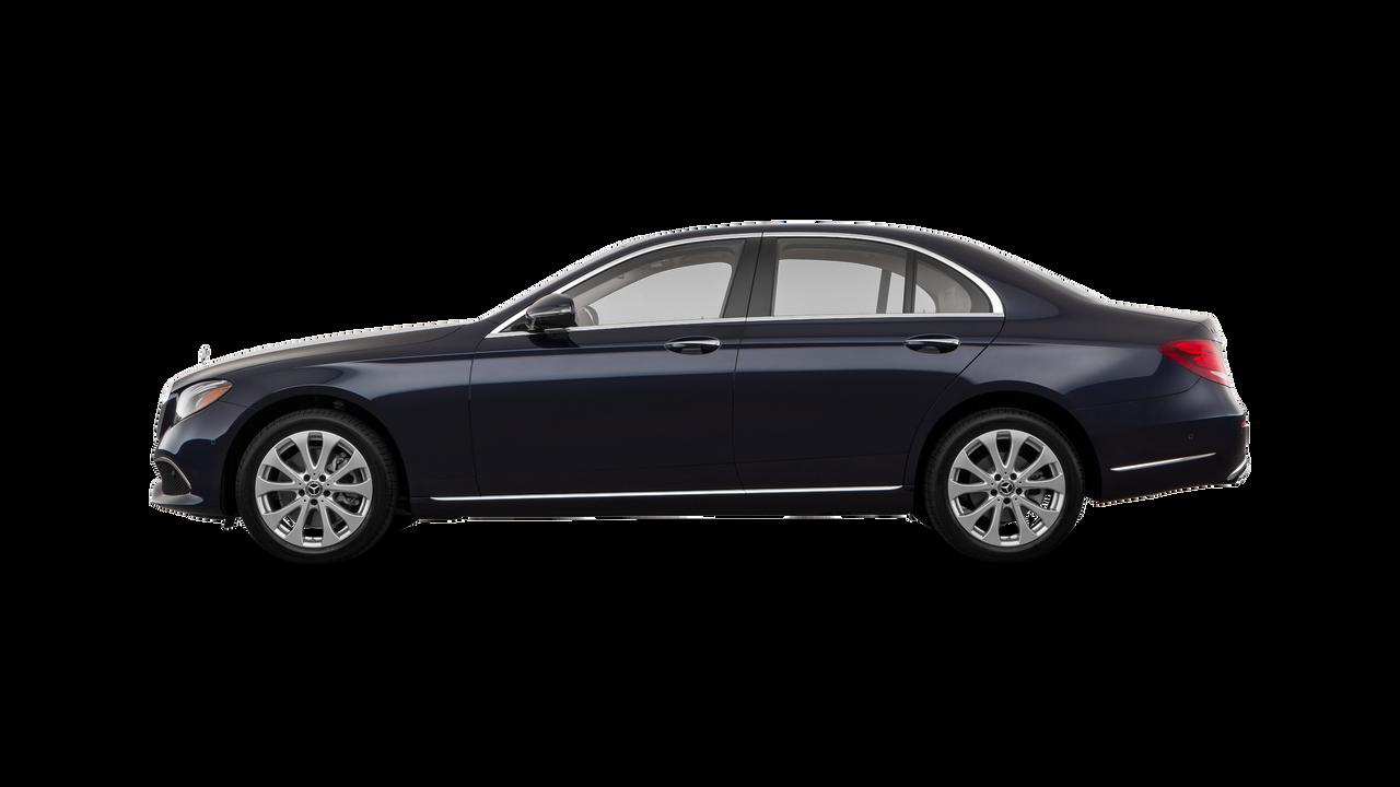 2018 Mercedes-Benz E-Class 4dr Car