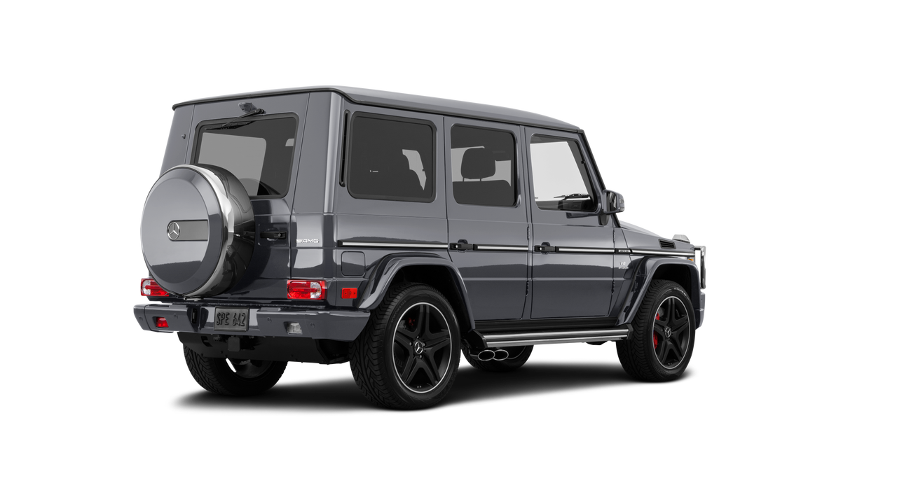 2015 Mercedes-Benz G-Class Sport Utility