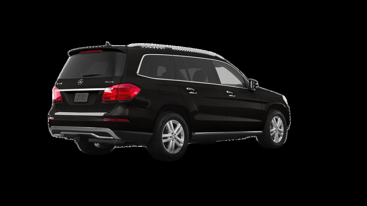 2016 Mercedes-Benz GL-Class Sport Utility