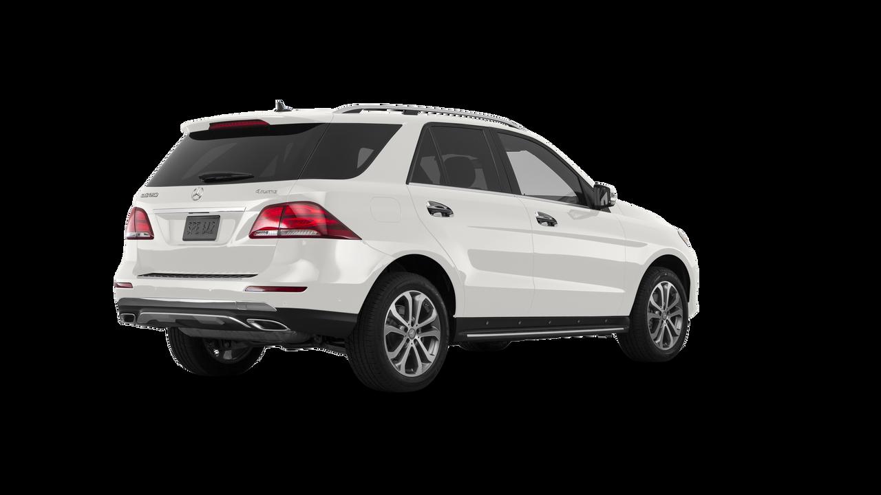 2017 Mercedes-Benz GLE Sport Utility