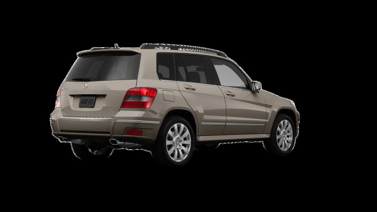2012 Mercedes-Benz GLK Sport Utility