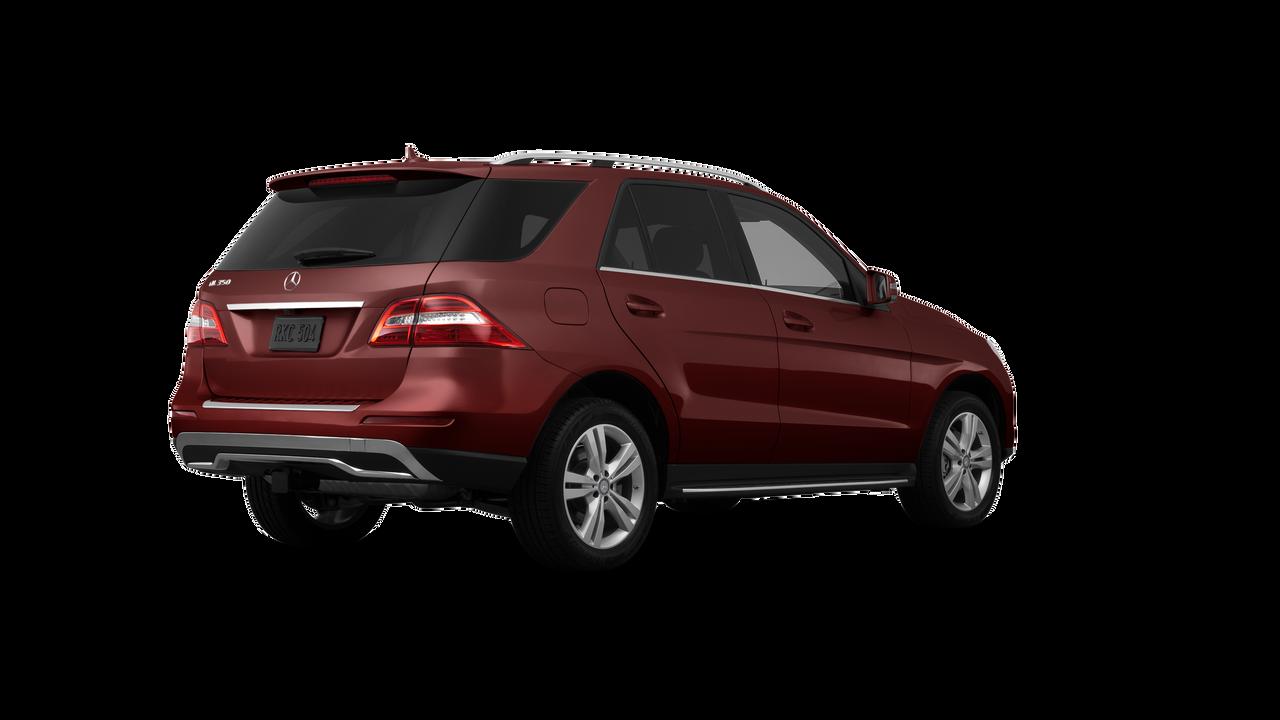 2014 Mercedes-Benz M-Class Sport Utility