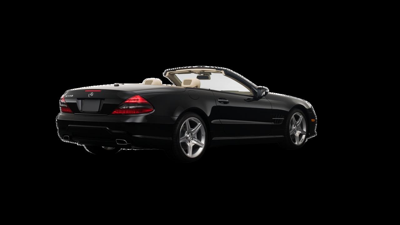 2009 Mercedes-Benz SL-Class Convertible