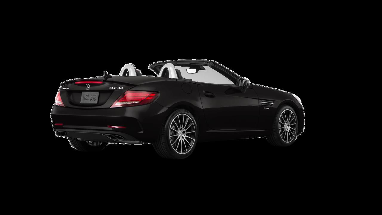 2017 Mercedes-Benz SLC Convertible