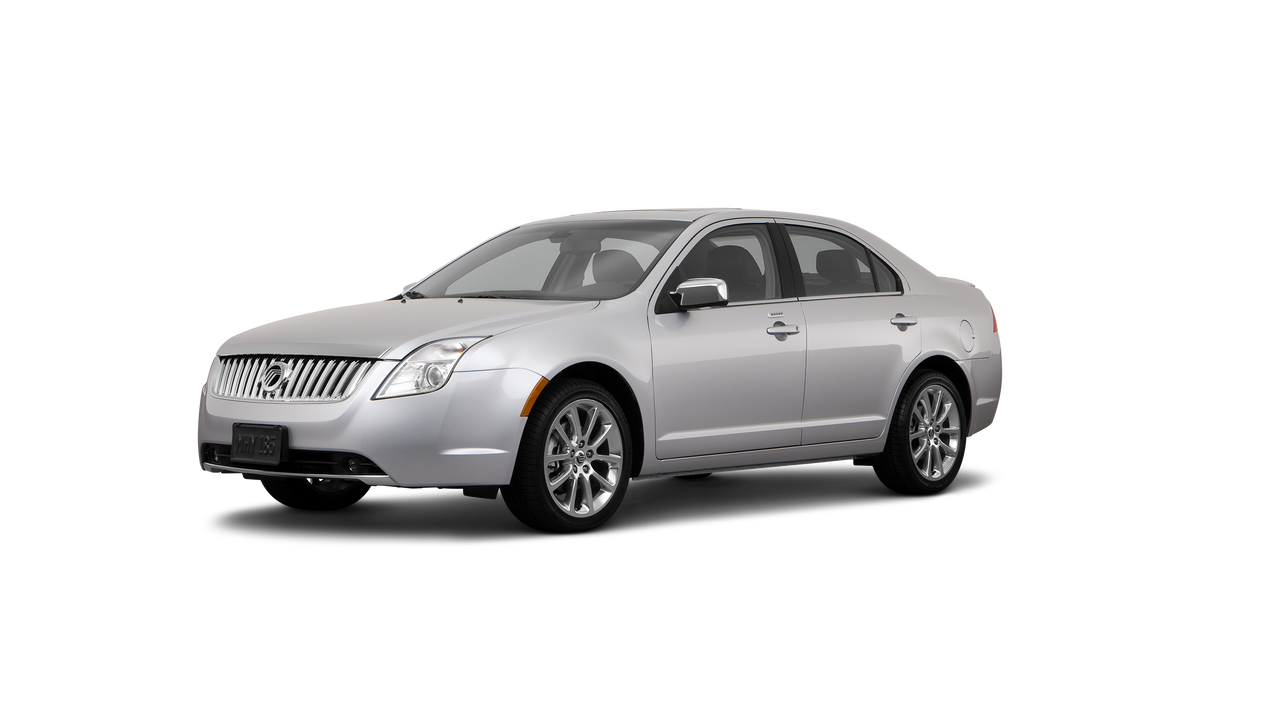 2011 Mercury Milan 4dr Car