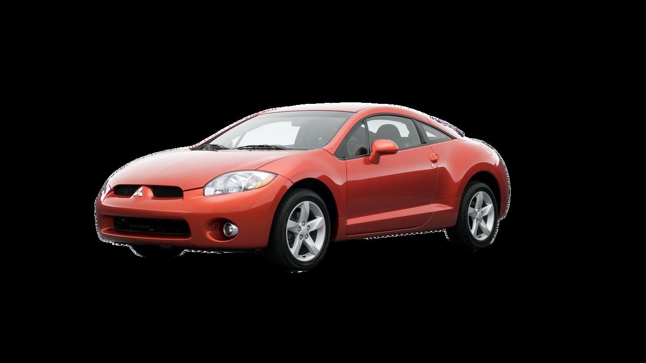 2007 Mitsubishi Eclipse 2dr Car