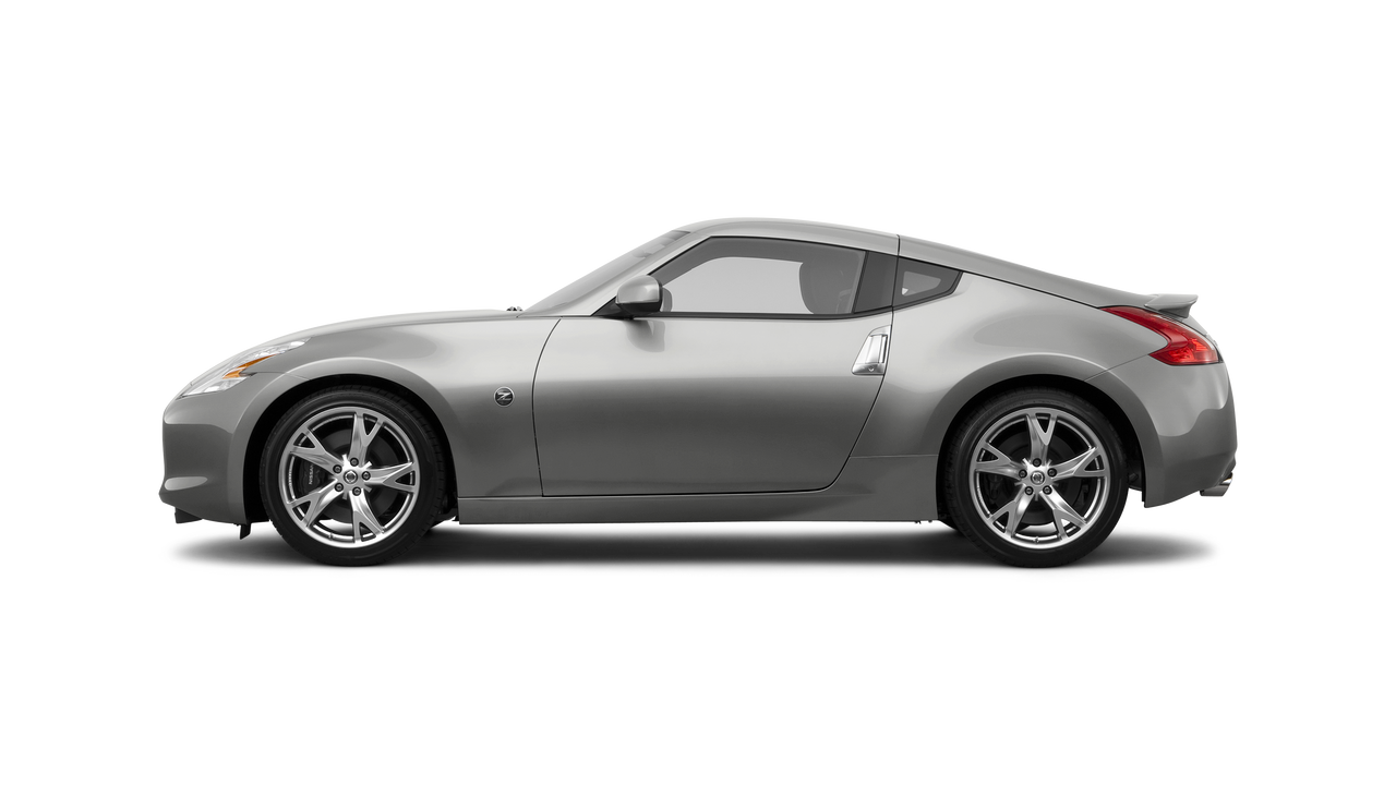 2011 Nissan 370Z 2dr Car