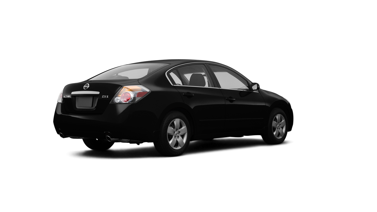 2008 Nissan Altima 2dr Car