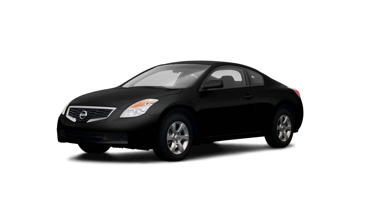 2009 Nissan Altima 2dr Car