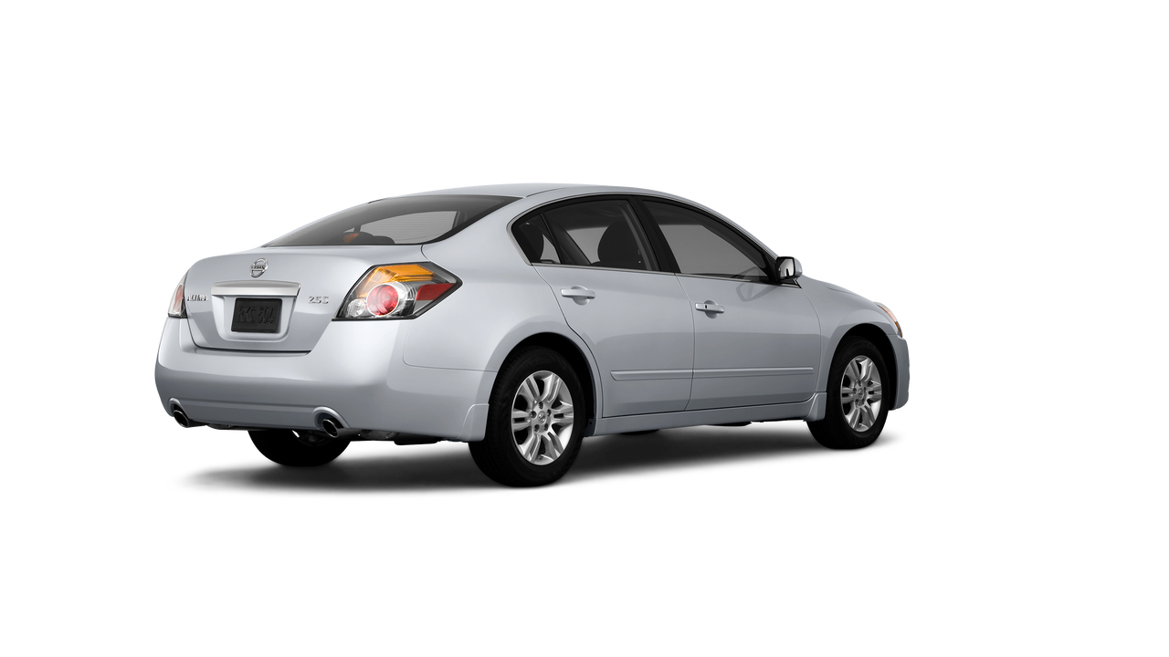 2010 Nissan Altima 4dr Car