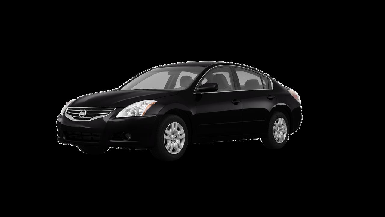 2012 Nissan Altima 4dr Car