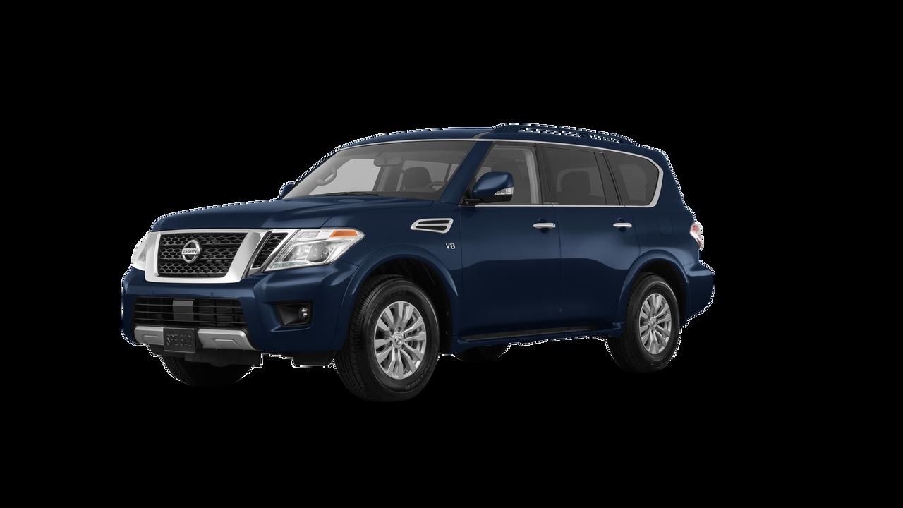 2017 Nissan Armada Sport Utility