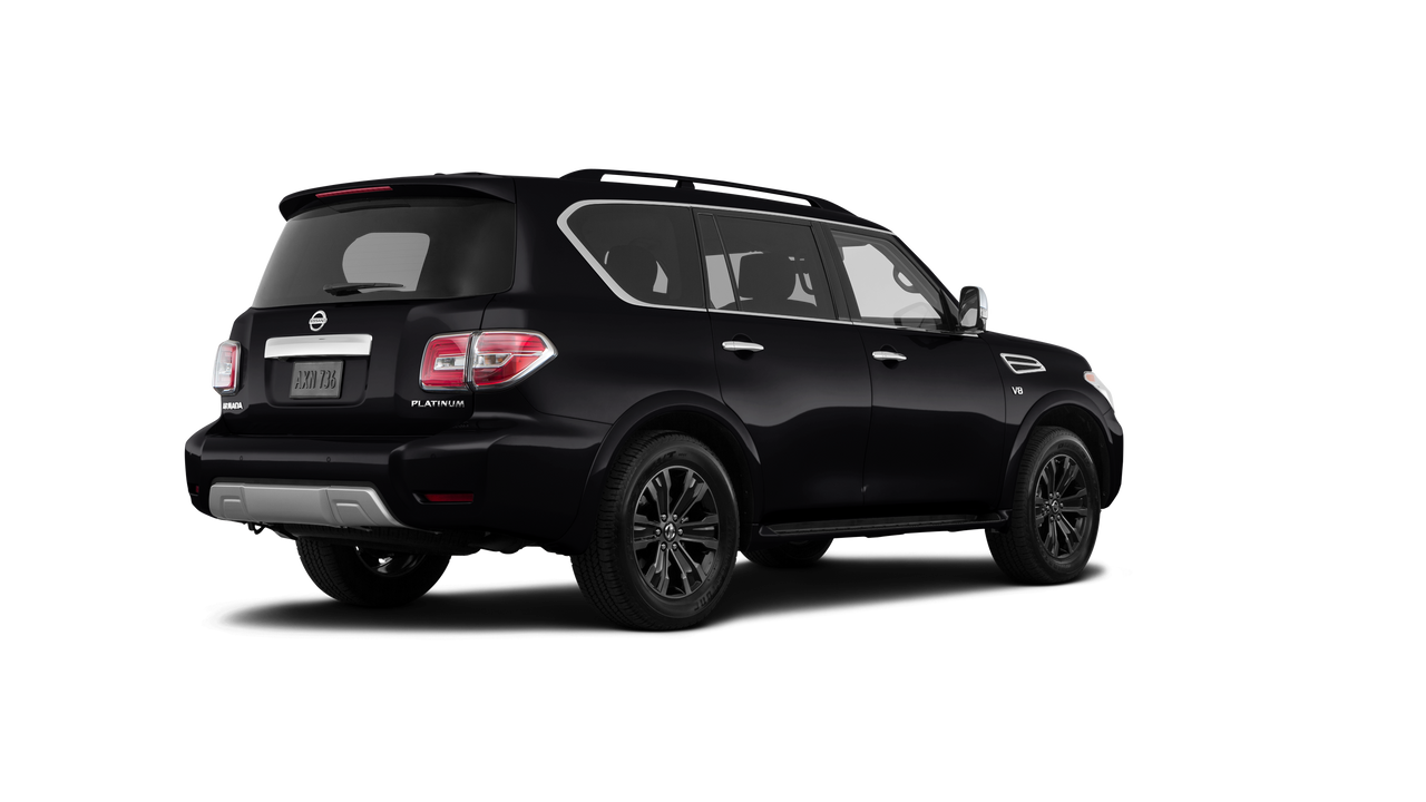 2018 Nissan Armada Sport Utility