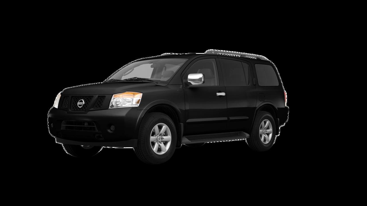 2010 Nissan Armada Sport Utility