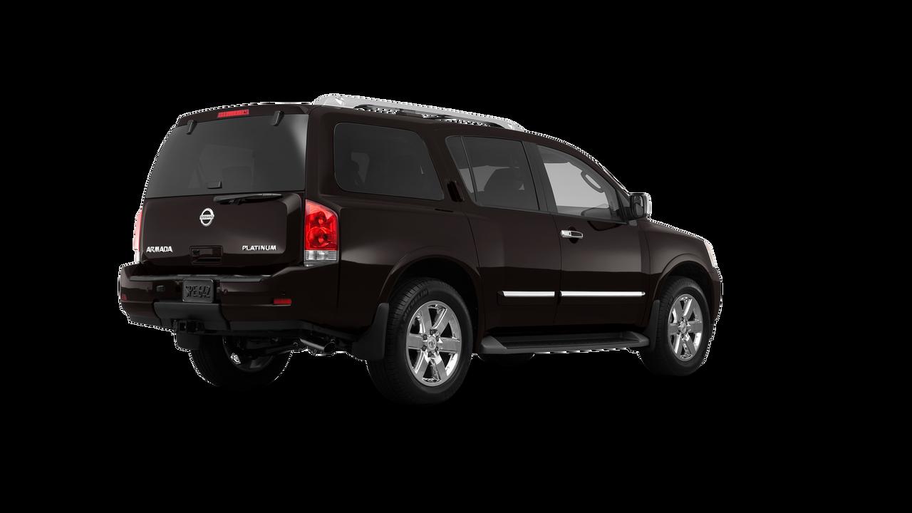 2012 Nissan Armada Sport Utility