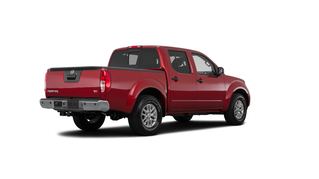 2015 Nissan Frontier Short Bed