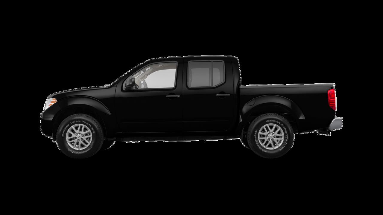 2017 Nissan Frontier Short Bed