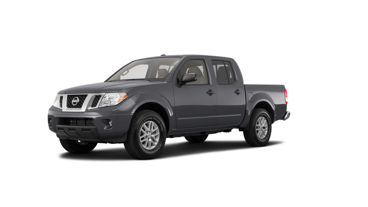 2017 Nissan Frontier Long Bed