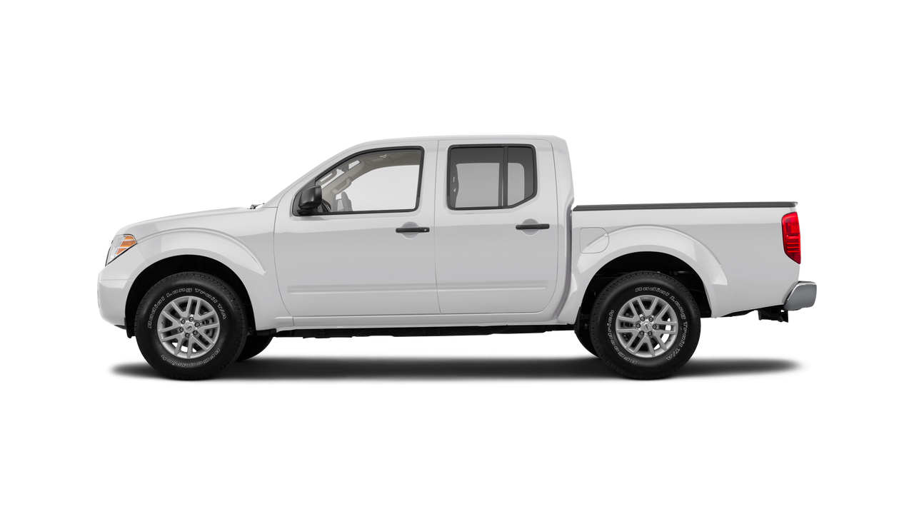 2018 Nissan Frontier Long Bed