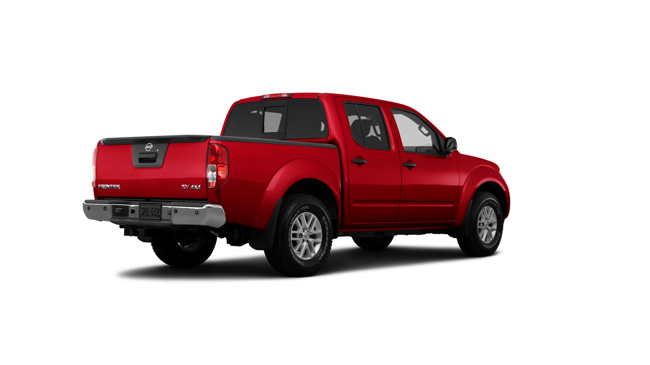 2014 Nissan Frontier Short Bed