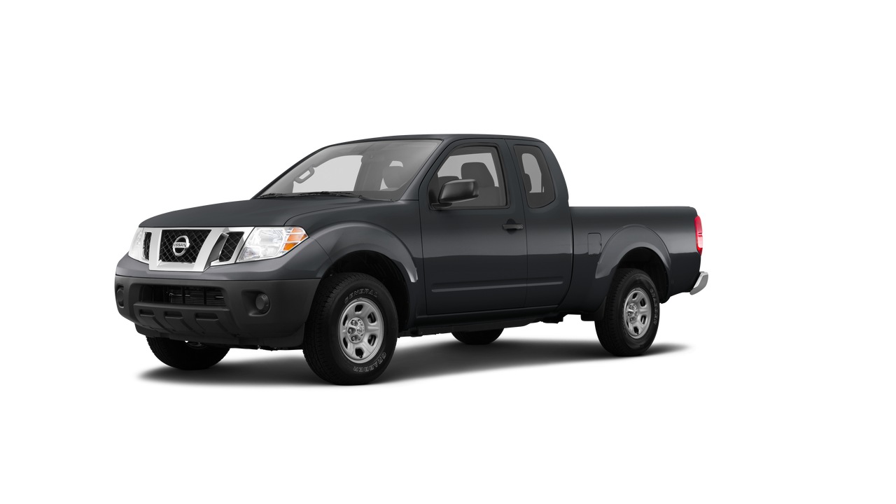 2015 Nissan Frontier Long Bed