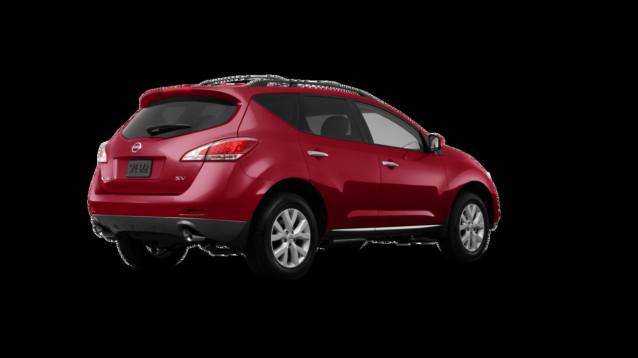 2012 Nissan Murano Sport Utility