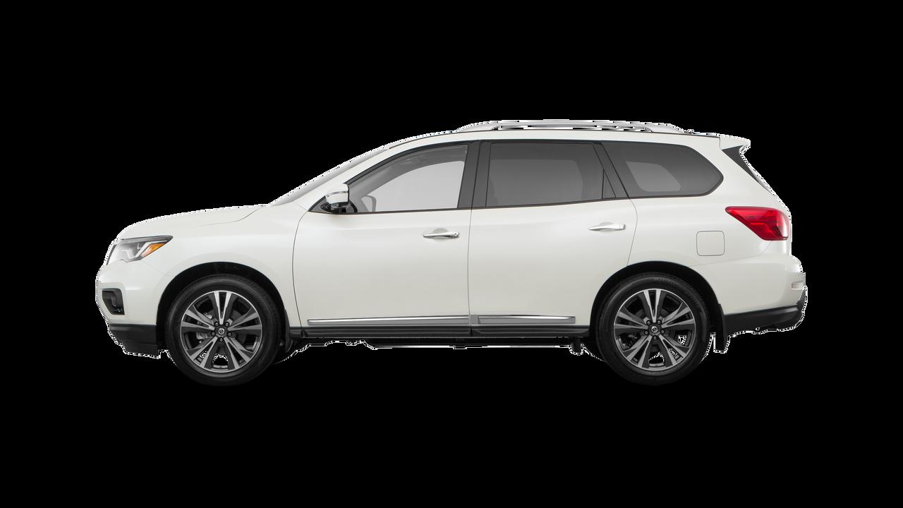 2017 Nissan Pathfinder Sport Utility