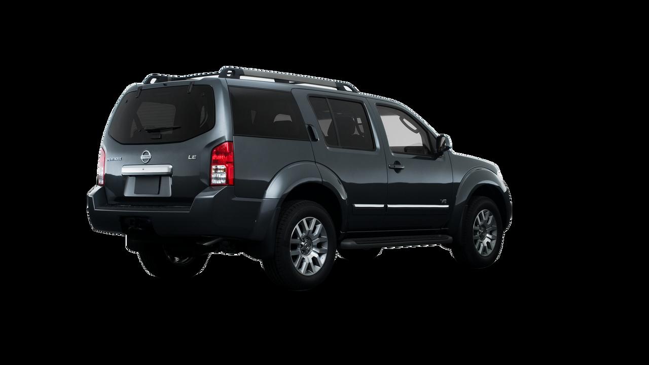 2008 Nissan Pathfinder Sport Utility