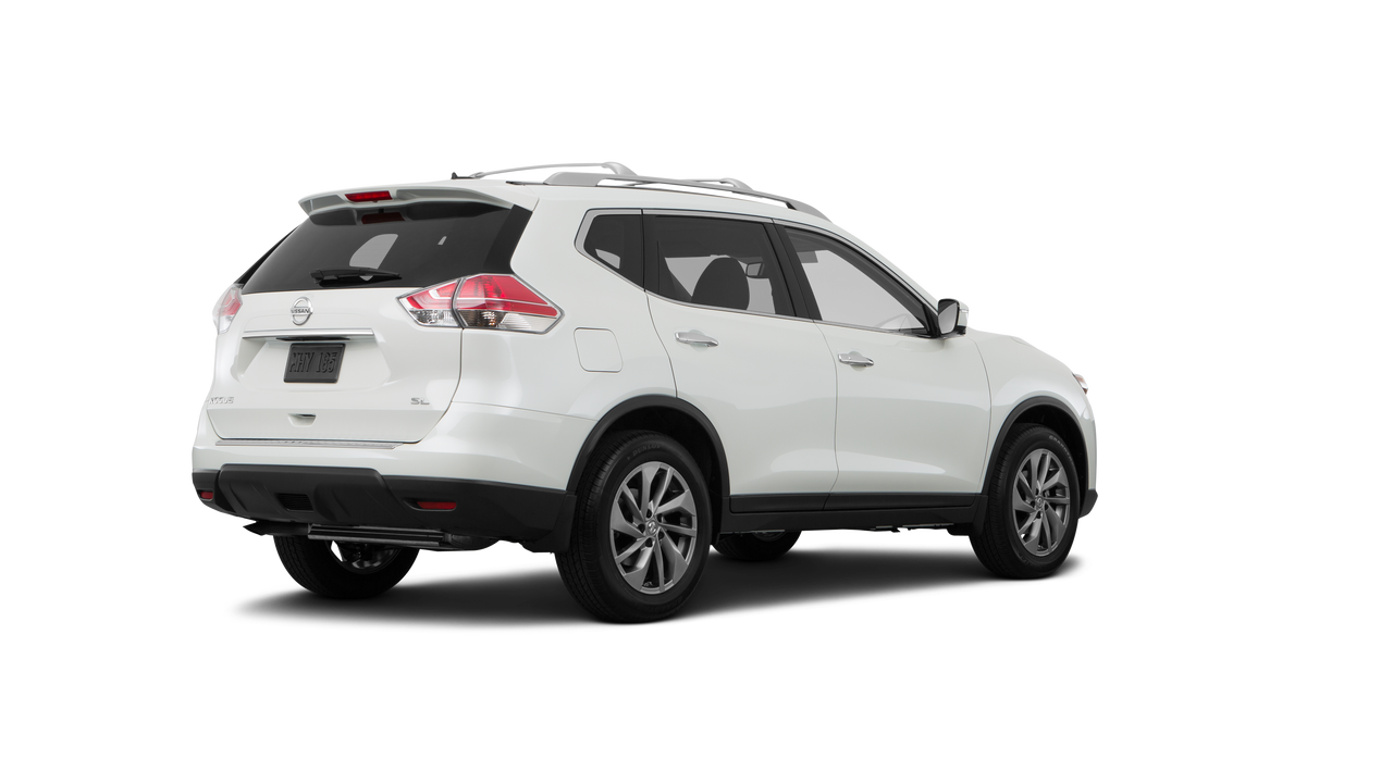2015 Nissan Rogue Sport Utility