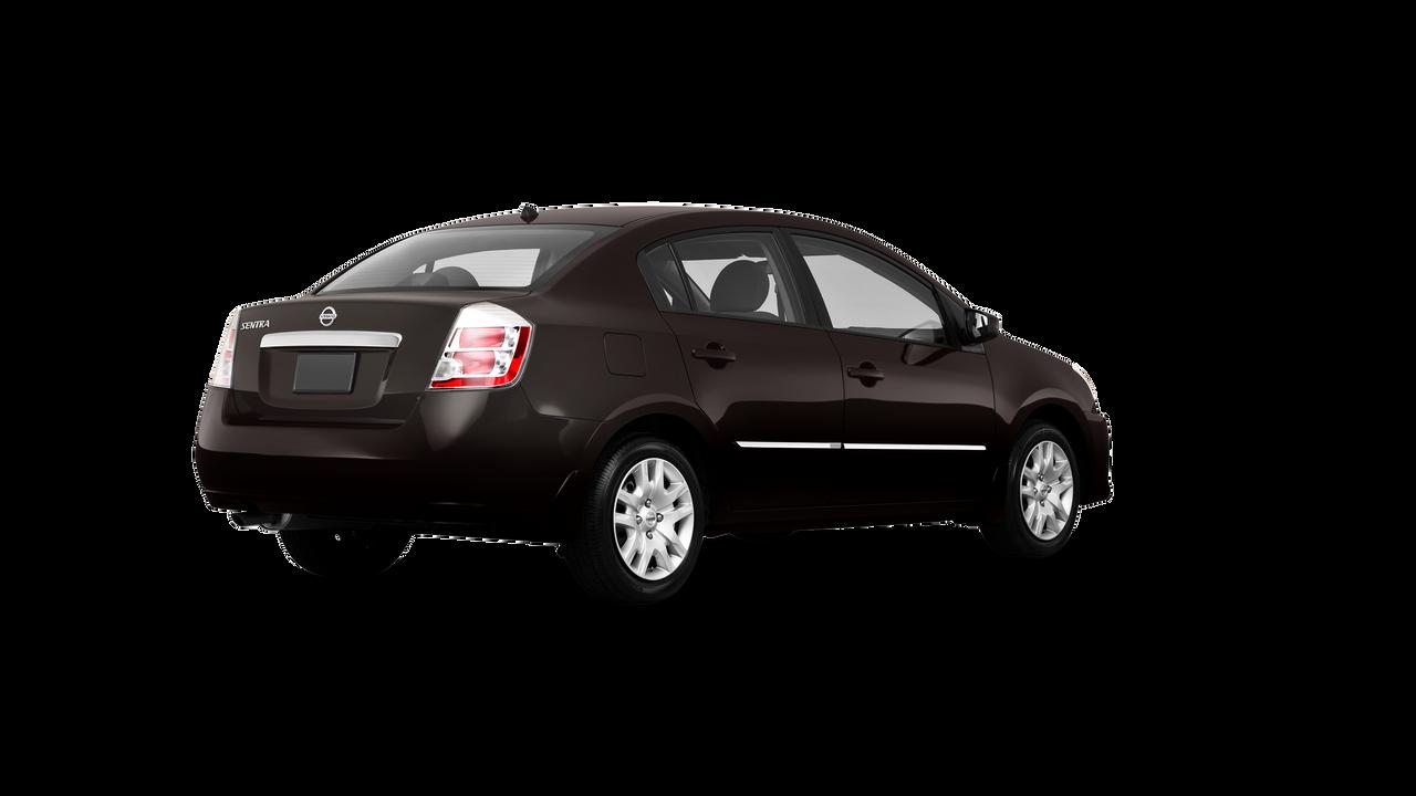 2010 Nissan Sentra 4dr Car