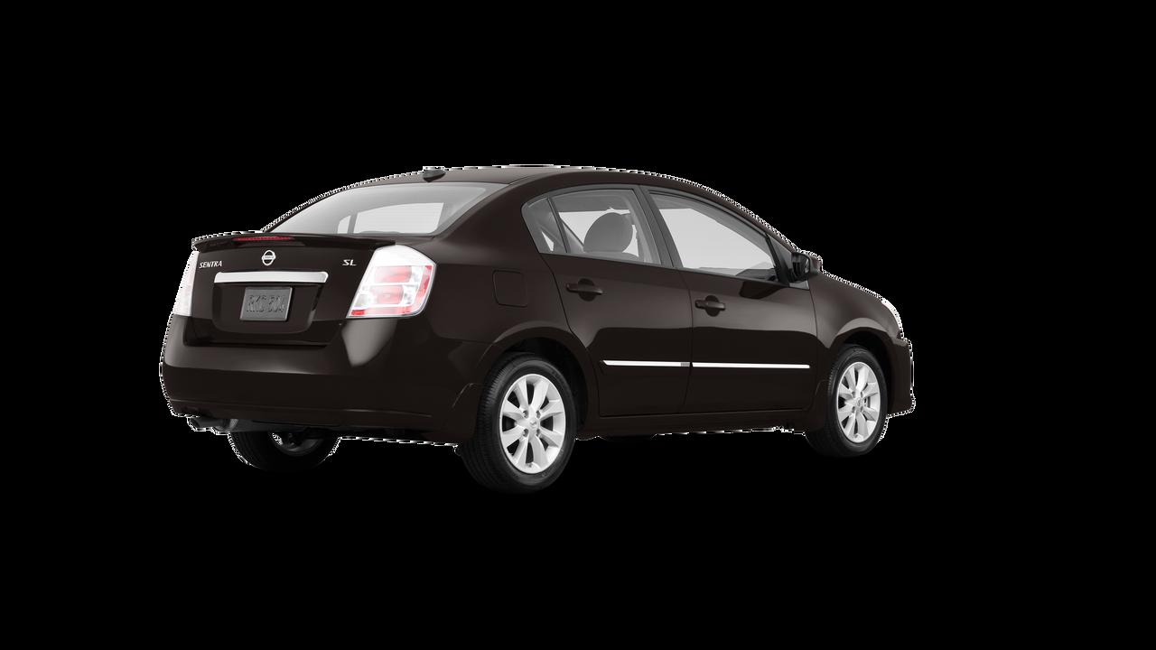 2011 Nissan Sentra 4dr Car