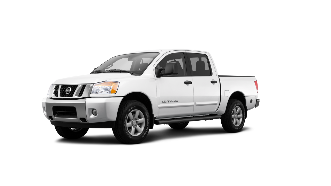 2014 Nissan Titan Short Bed