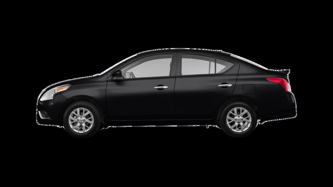 2017 Nissan Versa 4dr Car
