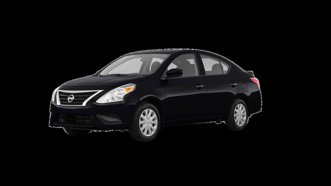 2018 Nissan Versa 4dr Car