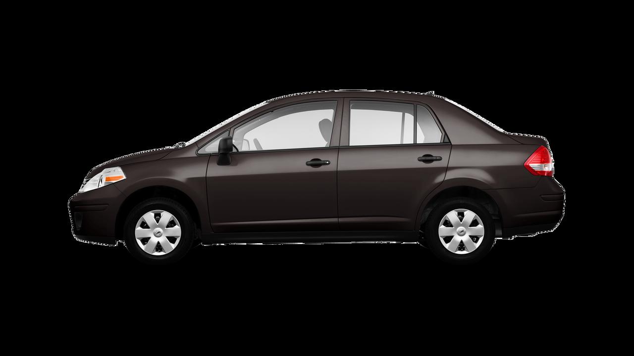 2010 Nissan Versa 4dr Car