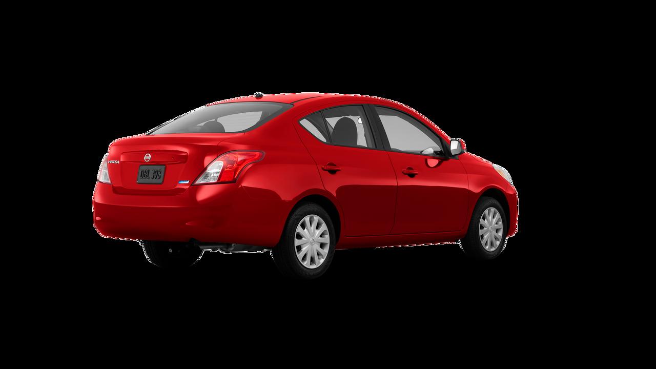2012 Nissan Versa 4dr Car