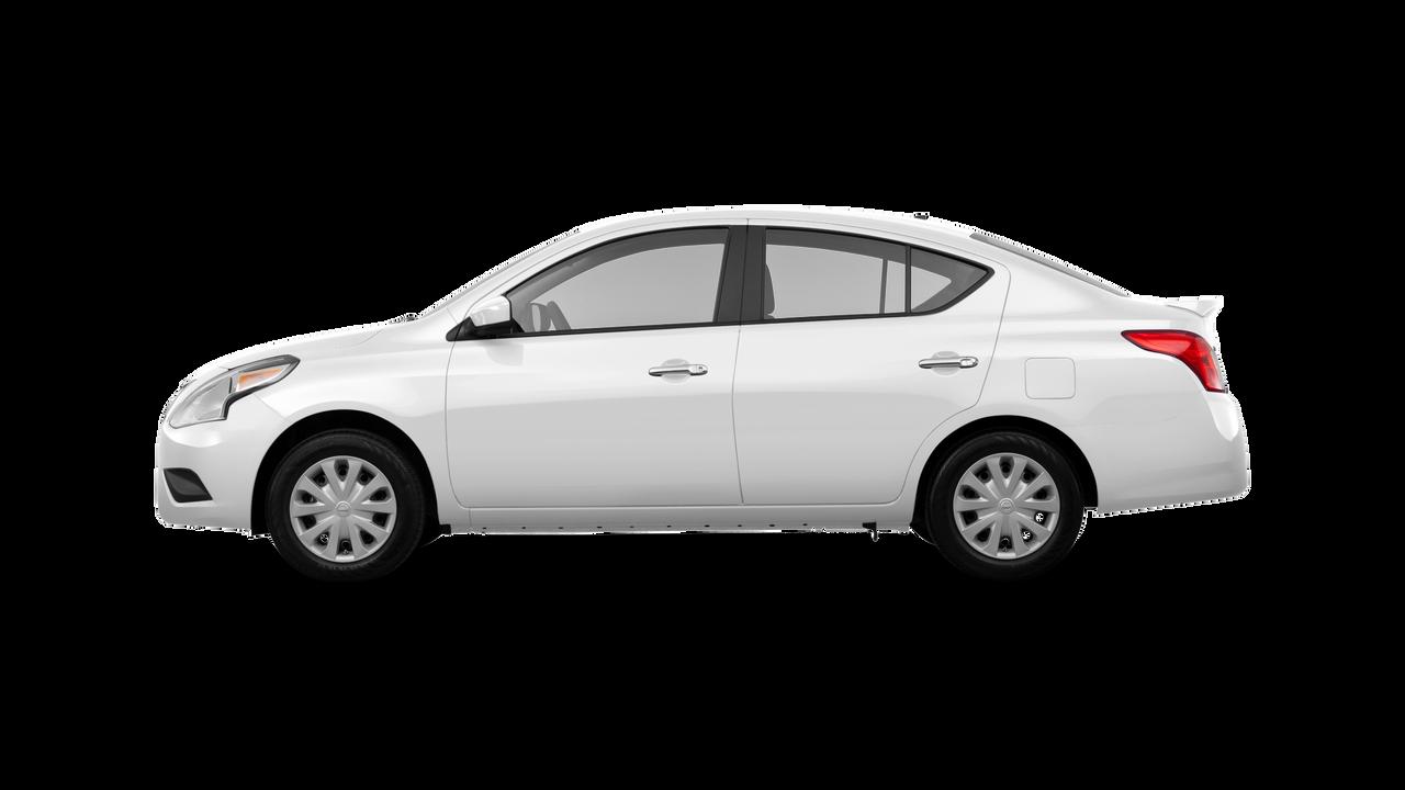 2015 Nissan Versa 4dr Car