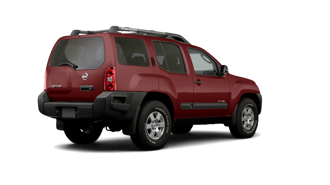 2007 Nissan Xterra Sport Utility
