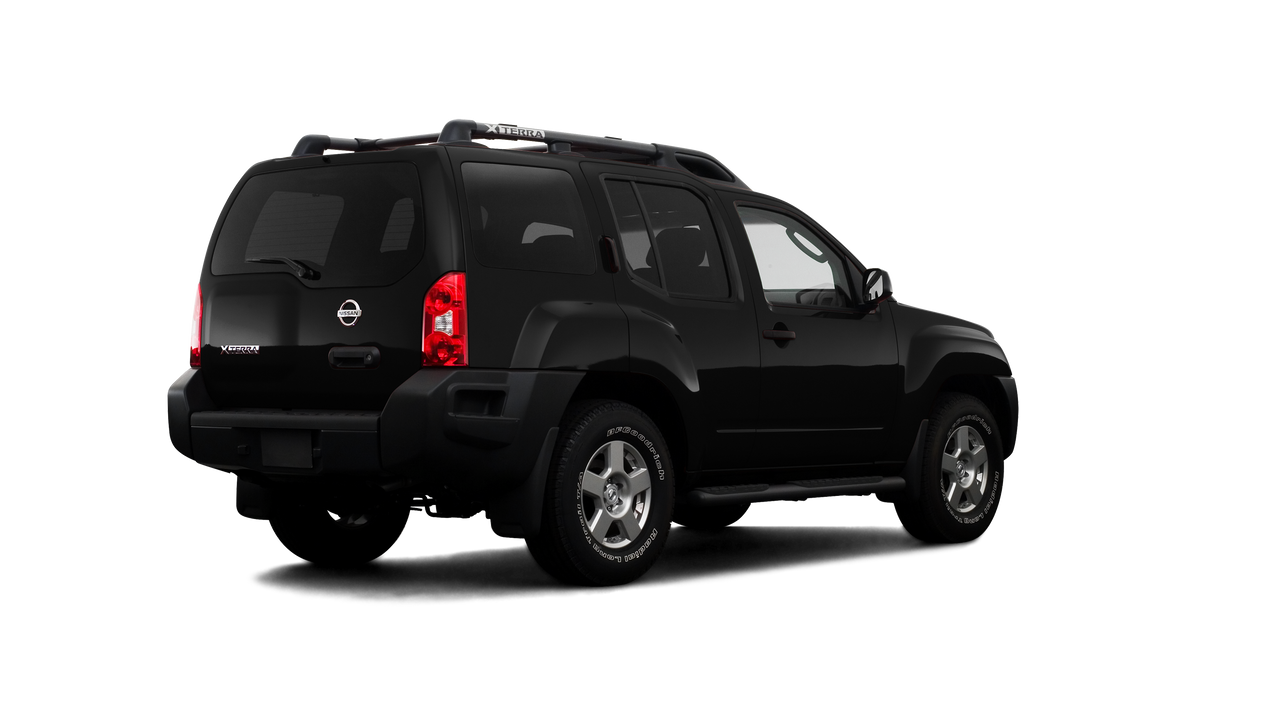 2008 Nissan Xterra Sport Utility