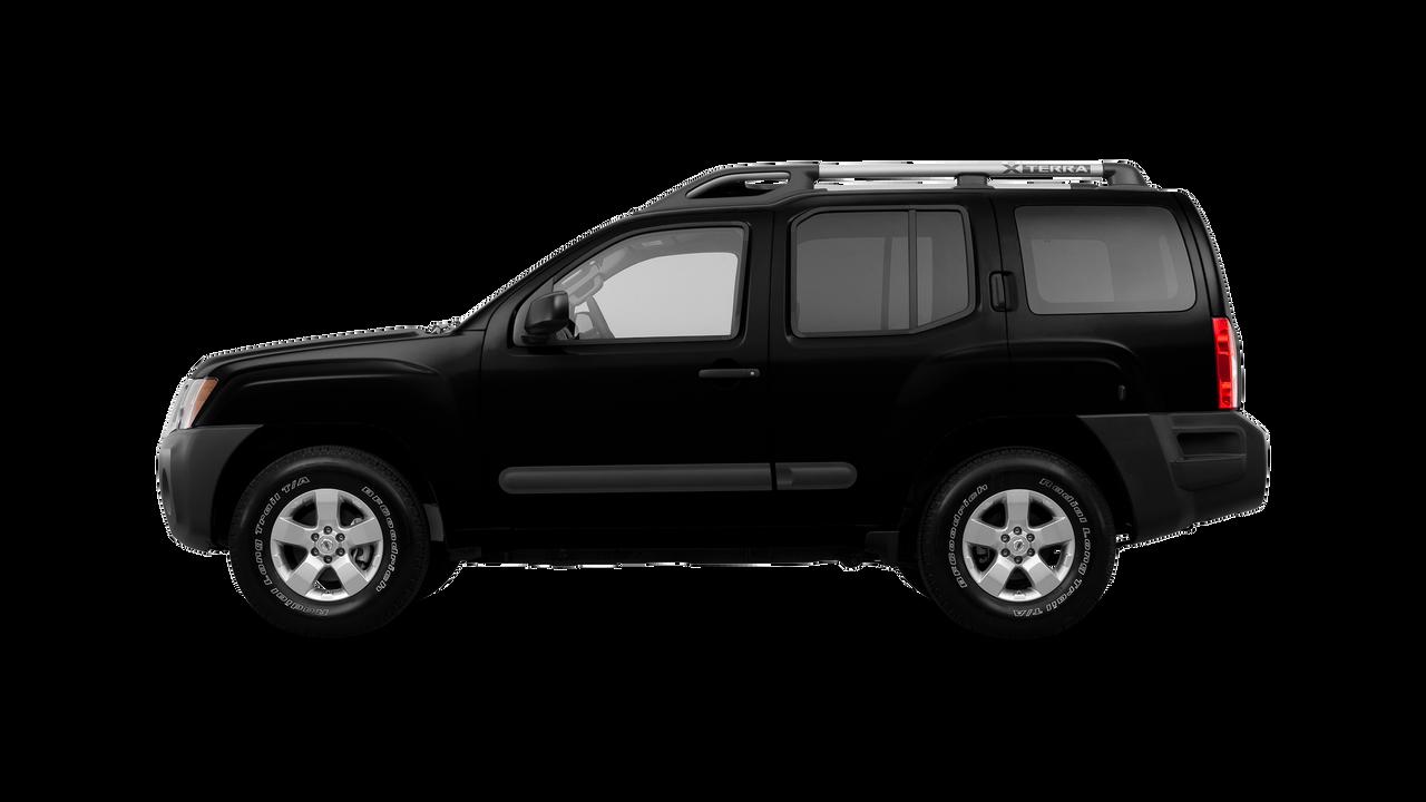 2013 Nissan Xterra Sport Utility